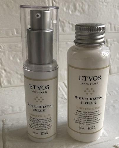 エトヴォス(ETVOS)化粧水と美容液を試した口コミ感想!